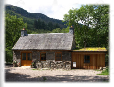Self Catering Cottage, Invermoriston