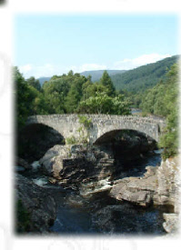 Invermoriston Telford Bridge